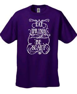 EatDrink&BeScaryPURPLE