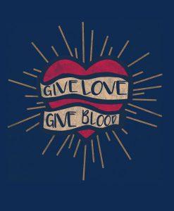 GiveLoveGiveBloodART