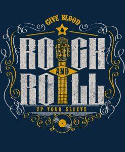 RockandRollBloodDriveGuitarART