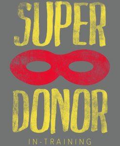Super-Donor-Training-Art